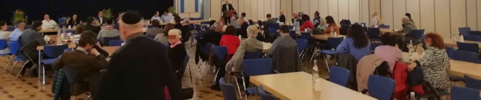 Предвыборное собрание прошло кёльнской общины 2020 года