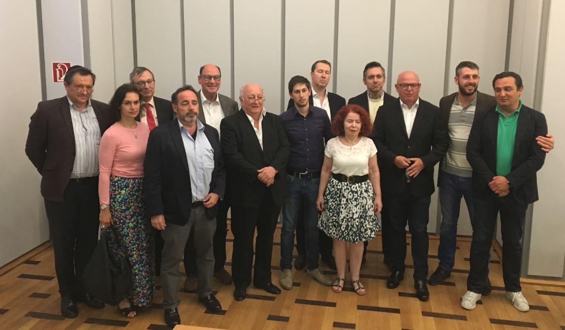 Gewählte Mitglieder der Gemeindevertretung - 2017